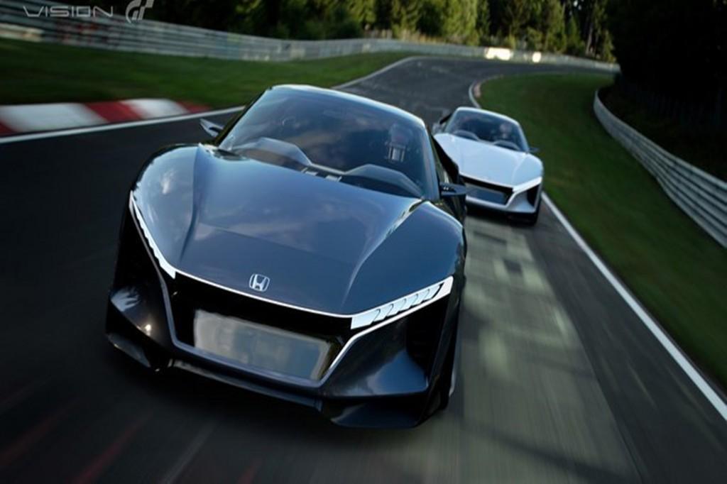 Honda Sport Vision เปิดตัวแล้ว