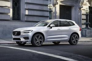 The New Volvo XC60 โฉมใหม่ 2 ขุมพลัง Plug-in Hybrid และ D4