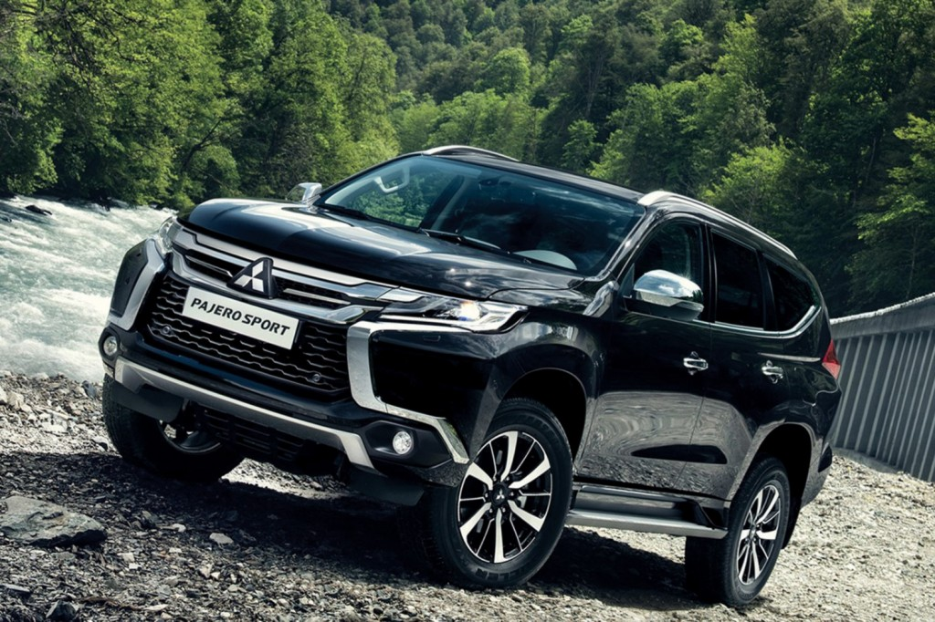 2018 Mitsubishi Pajero | Rear HD Wallpaper - New Car Release News