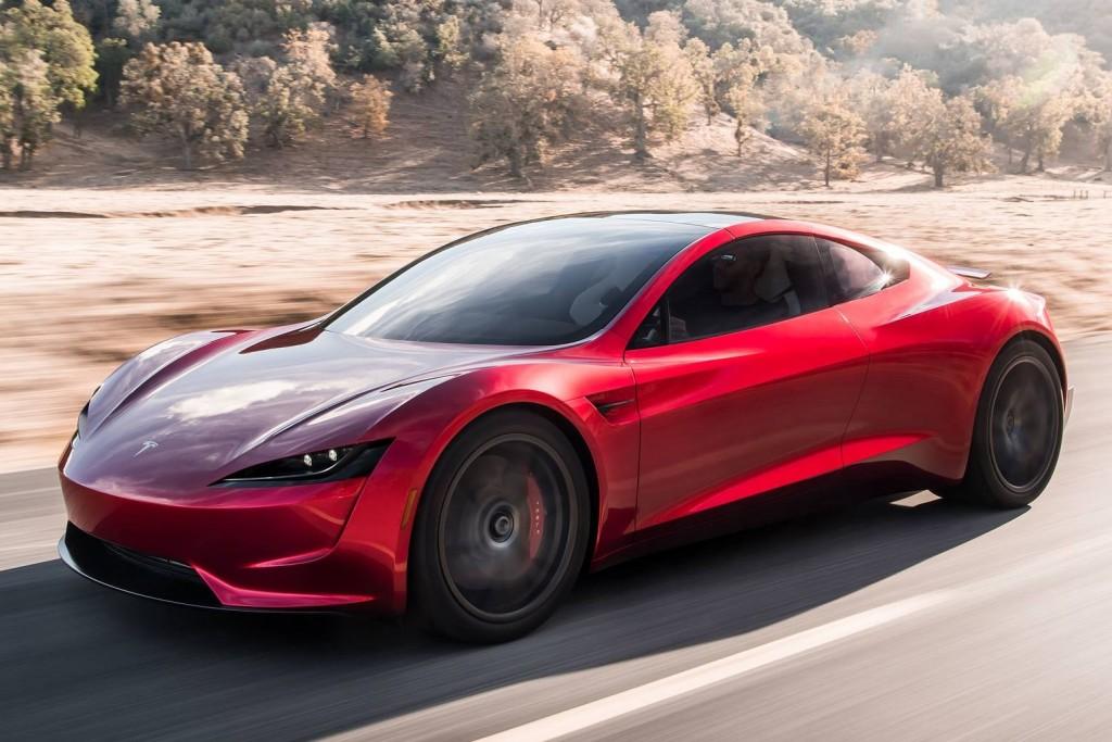 Tesla Roadster รุ่นใหม่ อัตราเร่ง 0-100 กม./ชม. ใน 1.9 วินาที !!