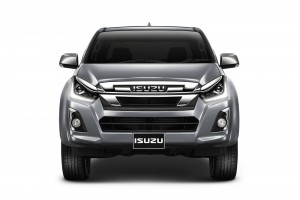 NEW ISUZU D-MAX BLUE POWER