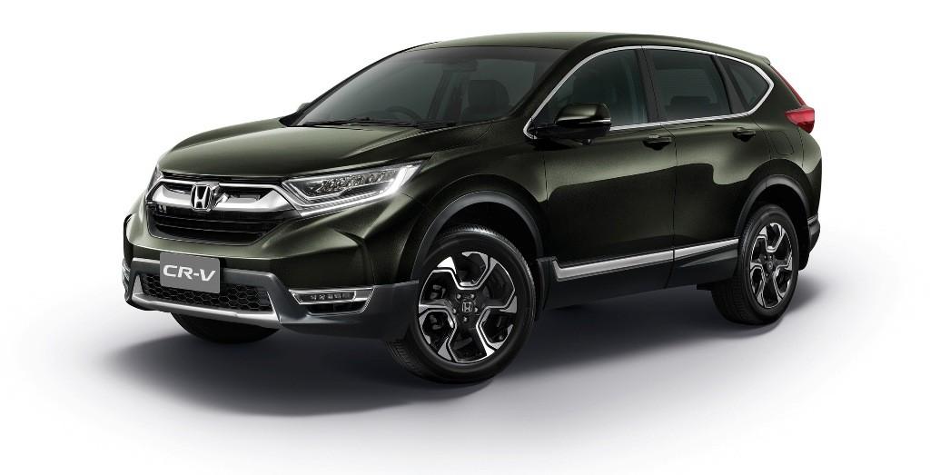 All-new Honda CR-V (1)