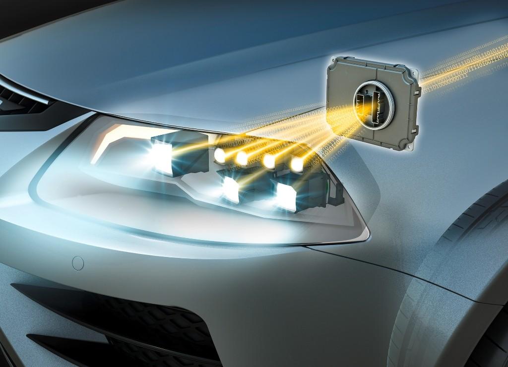 คอนทิเนนทัล จับมือออสแรม รุกตลาดพัฒนาไฟยานยนต์อัจฉริยะ