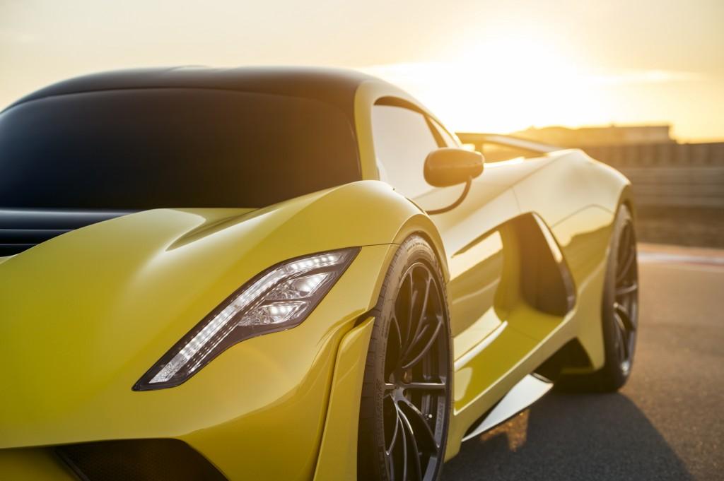Hennessey Venom F5 อหังการความแรง สู่เป้าหมาย ความเร็วสูงสุดระดับสถิติโลก !!