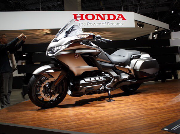 Honda Gold Wing 1