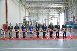 มารูโกะ รับเบอร์ (ไทยแลนด์)ฯ จัดพิธีเปิดโรงงาน