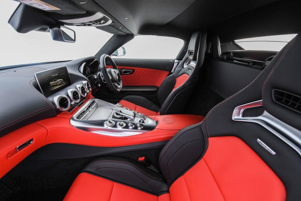 Mercedes-AMG GT C_Interior (1)