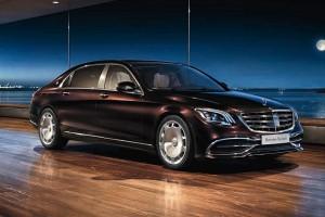 ปรับโฉมซีดานสุดหรู Mercedes-Maybach และ Mercedes-Benz S-Class !