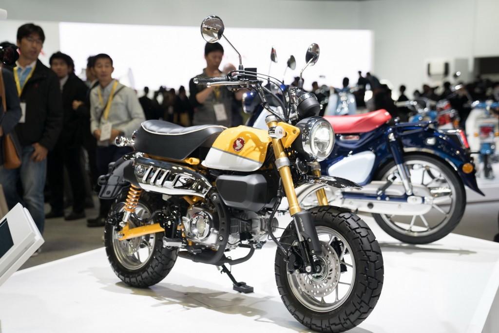 Monkey 125 - 1