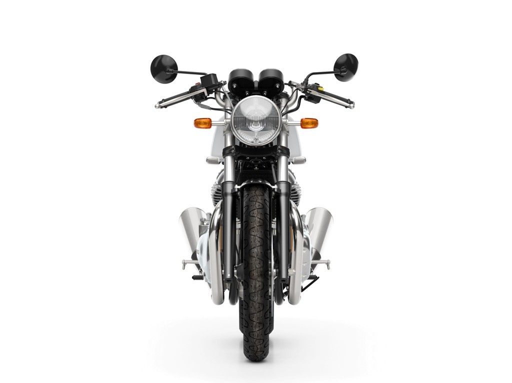 Royal Enfield Continental GT - Ice Queen Front