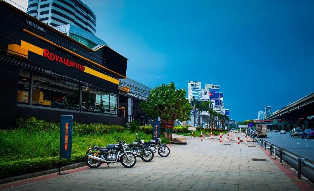 รอยัล เอนฟีลด์ เปิดเอกซ์คลูซีฟ สโตร์แห่งที่ 2 ในไทย