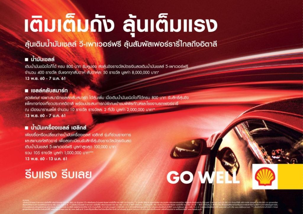 Shell Q4 Promotion 1