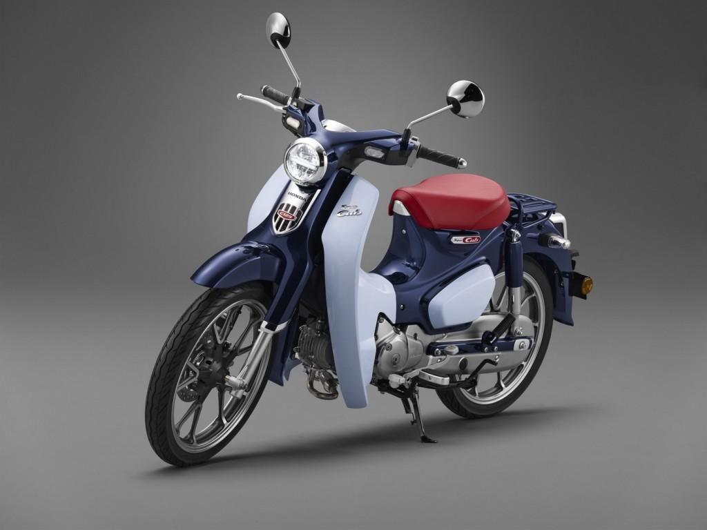 Super Cub 125 Concept  - 2
