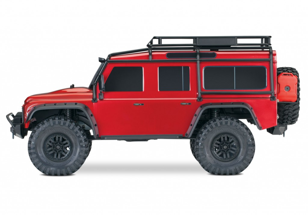 TRX-4-Defender-Red-sideview