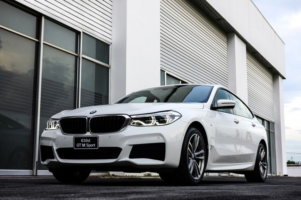 The All-New BMW 630d GT M Sport (25)
