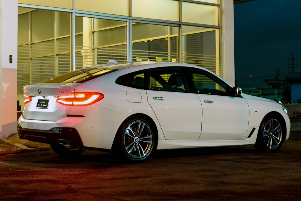 The All-New BMW 630d GT M Sport (34)