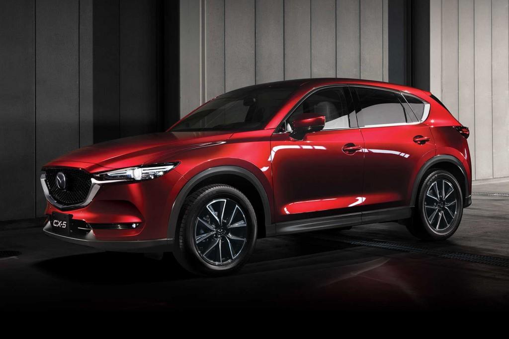 เปิดตัวแล้ว ! Mazda CX-5 เอสยูวีมาดสปอร์ทรุ่นล่าสุด กับทางเลือก เครื่องยนต์เบนซิน 2.0 ลิตร 165 แรงม้า และดีเซล 2.2 ลิตร 175 แรงม้า