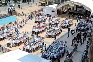 เฟ้นหาสุดยอดคนพันธุ์อึด MEDIACORP SUBARU CAR CHALLENGE 2017