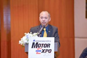 MOTOR EXPO 2017 จัดงาน COUNTDOWN