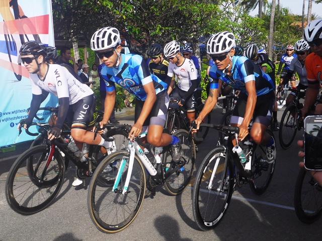 5 ยามาฮ่า ร่วมเปิดประสบการณ์การแข่งขันจักรยานระดับโลก