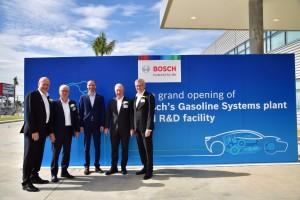 โบช เปิดโรงงานผลิตแห่งที่ 3 ในไทย