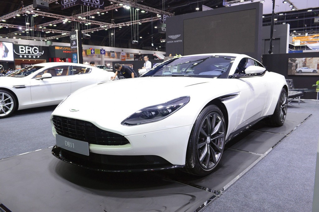 Aston Martin DB11 copy