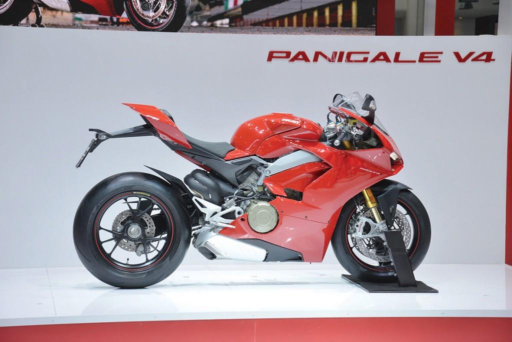 Ducati Panigale V4 copy