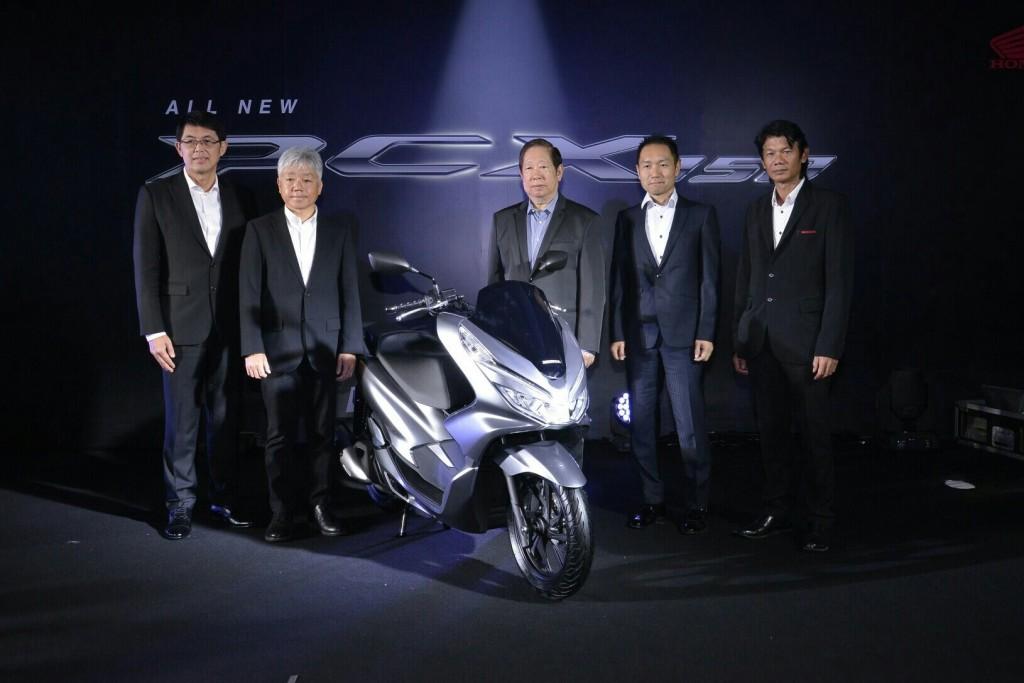 """เอ.พี. ฮอนด้าฯ เปิดตัวที่สุดแห่งการครอบครอง """"All New Honda PCX150"""""""