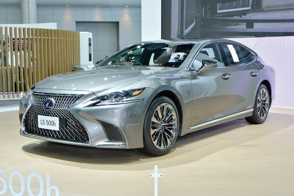 Lexus Ls copy