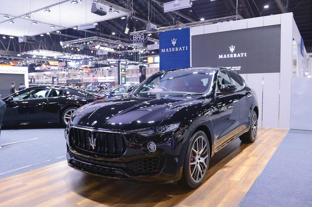 Maserati Levante S copy