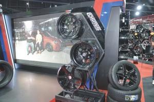พีพี ซุปเปอร์วีลส์ กรุ๊ปฯ แนะนำสินค้าใหม่ ในงาน MOTOR EXPO 2017
