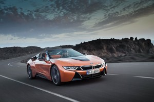 BMW I8 COUPE/I8 ROADSTER