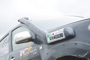 โตโยตา ไฮลักซ์ วีโก แชมพ์ รถแข่งสไตล์ครอสส์คันทรี