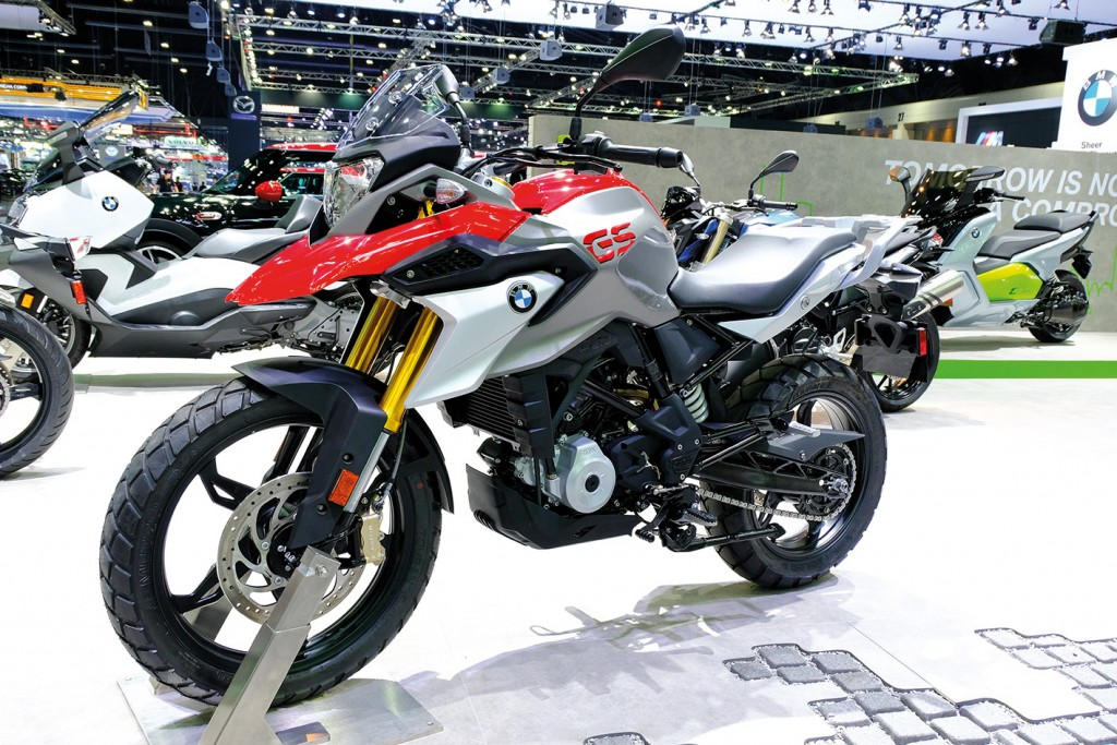BMW G310GS copy