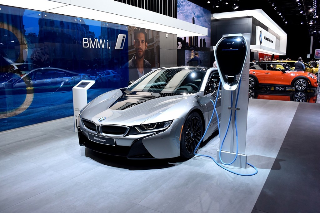 BMW i8 Coupe p2