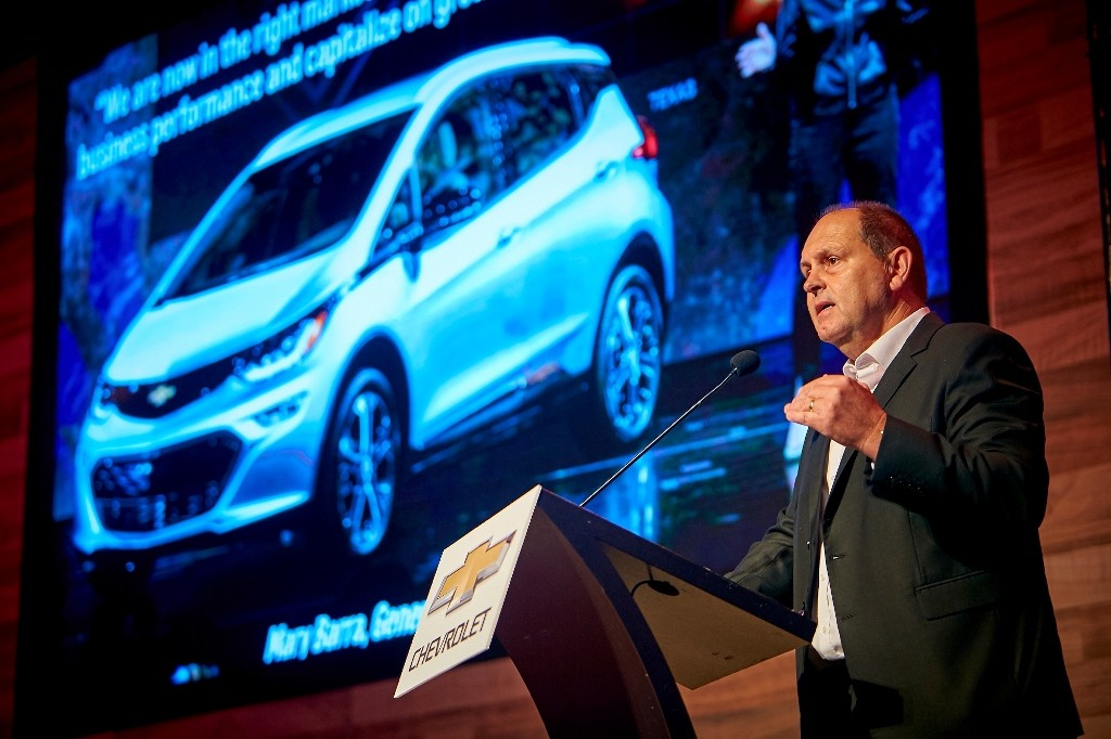 Chevrolet Dealers Conference 2