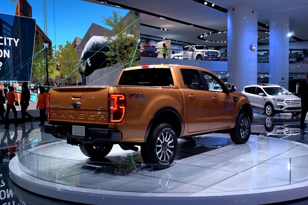 Ford Ranger Lariat p3