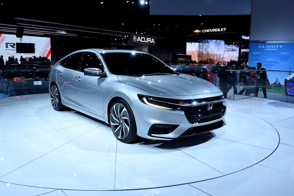 Honda Prototype p2