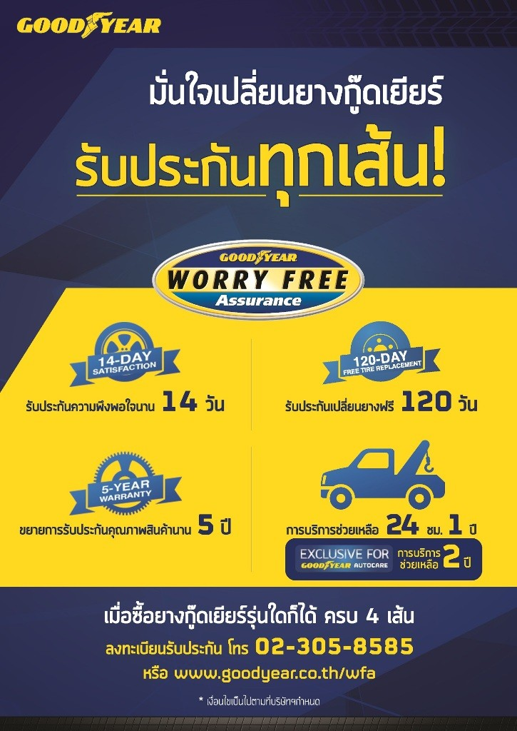 Key Visual_Goodyear Worry Free Assurance 2018 a