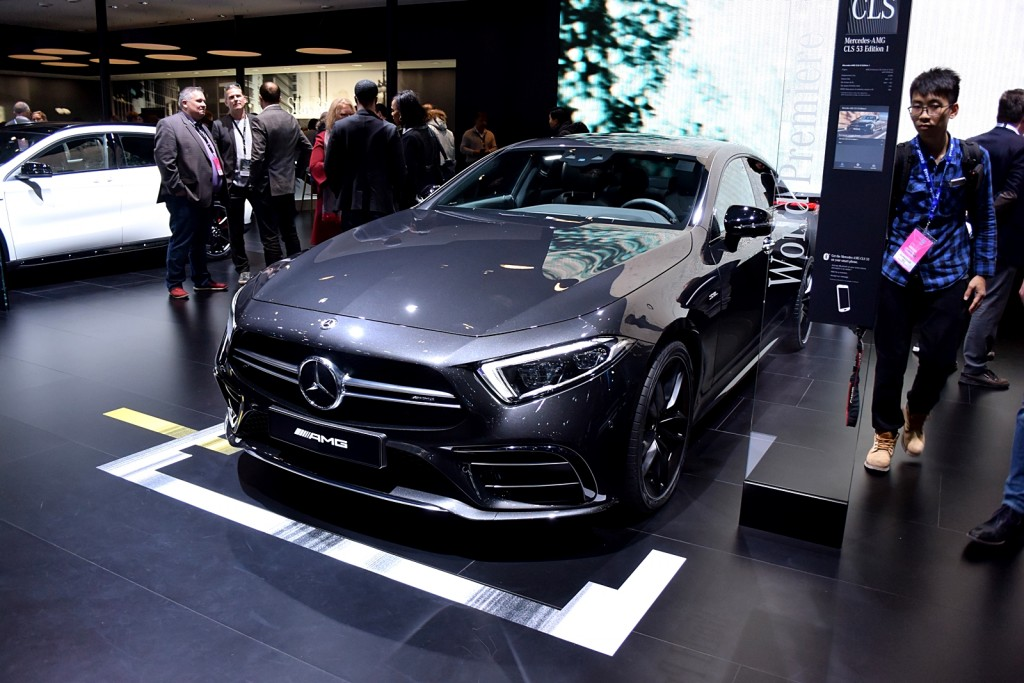 Mercedes-AMG CLS 53 Edition 1