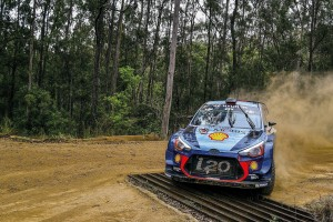 WORLD RALLY CHAMPIONSHIP 2017 สนามที่ 13 KENNARDS HIRE RALLY AUSTRALIA