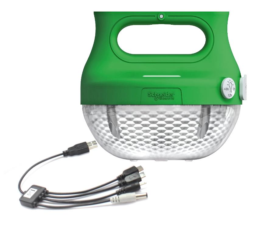 Single lamp 4