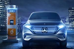 Mercedes-Benz เตรียมงานผลิตรถไฟฟ้า