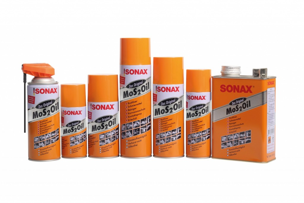 น้ำมันอเนกประสงค์ SONAX รุ่น MOS2OIL