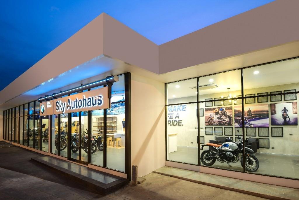 BMW Motorrad Sky Autohaus Khon Kaen (5)