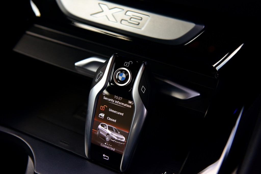 BMW X3 xDrive20d xLine (20)