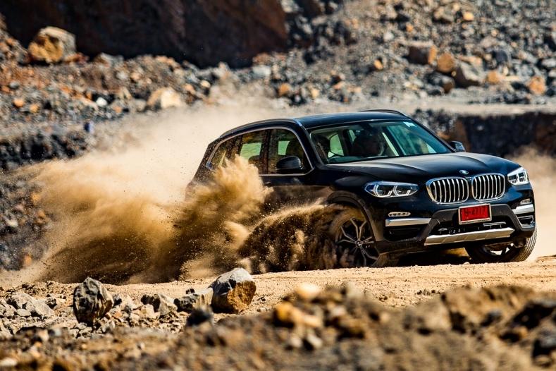 ทดลองขับ BMW X3 xDrive20d xLine