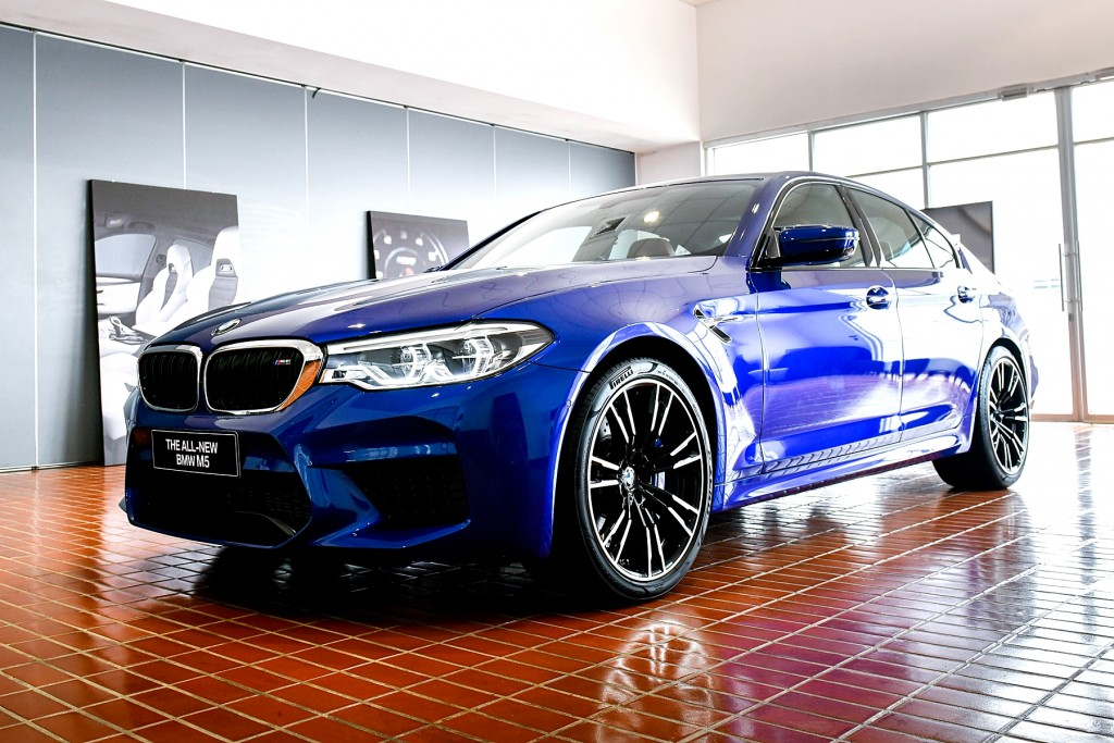 Exclusive Preview of the All-New BMW M5 (20)