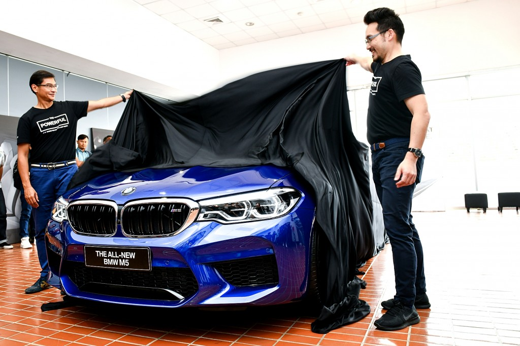 Exclusive Preview of the All-New BMW M5 (39)