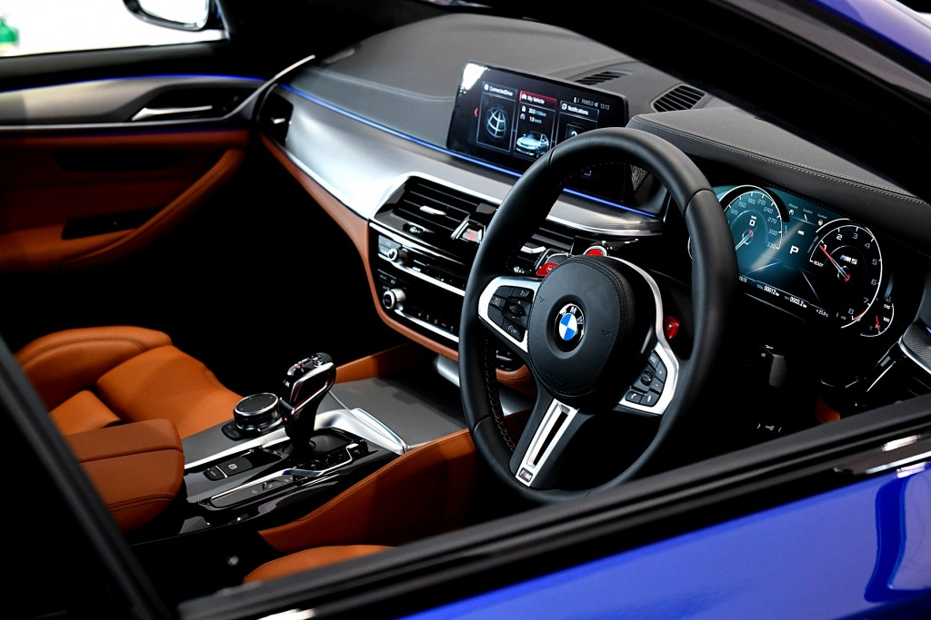 Exclusive Preview of the All-New BMW M5 (9)